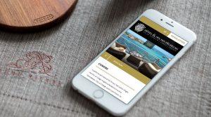 Hotel & SPA des Pecheurs: è di Pixell il nuovo del sito